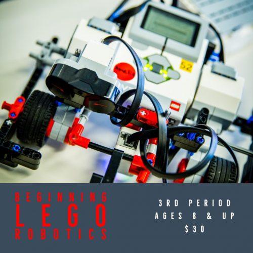 Beginning Lego Robotics
